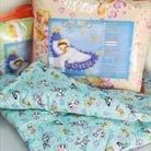 Одеяло детское шерсть (бязь)
