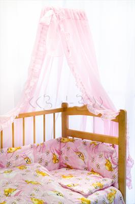 Комплект в кроватку (семь предметов)