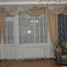 Функциональная классика - пошив штор из нескольких съемных частей